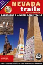 Nevada Trails Western Region by Peter Massey, (Paperback), Adler Publishing , Ne
