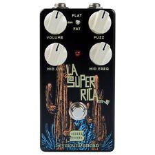 Seymour Duncan La Super Rica Fuzz True Bypass Guitar Effects Pedal