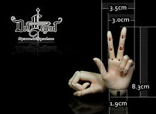 jointed hands in STOCK DF-H for 70cm boy doll SD17 size bjd use