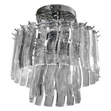 Lámpara colgante de iluminación de techo de interior para el comedor color principal transparente