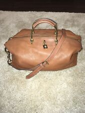 Mulberry bags used tan leather