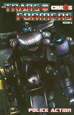 TRANSFORMERS ONGOING VOL #6 CHAOS POLICE ACTION TPB Comics IDW Mike Costa TP