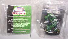 HULK #058  ROOKIE  X1  MARVEL HEROCLIX - INFINITY CHALLENGE - FACTORY SEALED!
