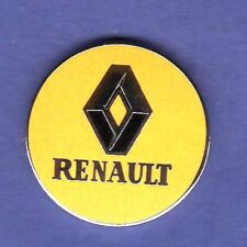 RENAULT HAT PIN LAPEL PIN TIE TAC ENAMEL BADGE #1767