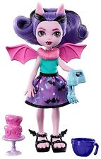 "Monster High Monster Family Fangelica Doll, 5.5"" - FCV68"