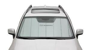 2019-2021 Forester Genuine Subaru Sunshade SOA3991721 Factory OEM NEW custom fit