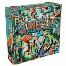 Junk Art - Plastic Edition [Board Game, Pretzel Games, Asmodee, Plastic] NEW