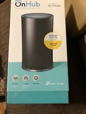 NEW! TP-LINK Google OnHub TGR1900 (Blue) AC1900 Dual-Band Wireless Router! FS!