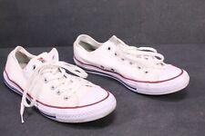 CB232 Converse All Star Classic Chucks Low-Top Sneaker Gr. 41 Canvas weiß