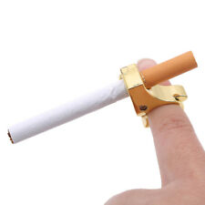Zinc Alloy Ring Finger Hand Rack Cigarette Holder Tray Smoking Accessories Yo