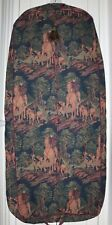 Equestrian Fox Hunting Tapestry Hanging Garment Bag