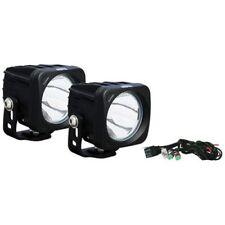 """Vision X XIL-OP110KIT 3.0"""" Square Optimus LED Fog Light, 20 Watts - 10° Beam"""