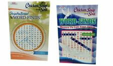 Chicken Soup for The Soul Word-Finds, Inspirational Volumes 184 & 185