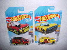MATTEL HOT WHEELS TWO HW METRO (1) TIME ATTAXI and (1) TIME SHIFTER VHTF NEW