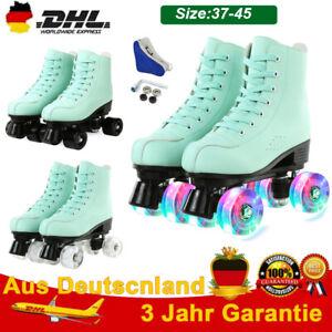 37-45 Rollschuhe Roller Skates Damen-Rollschuhe Jugend Rollerskates Skates Gift
