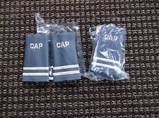CIVIL AIR PATROL Shoulder Rank Epaulet Lot