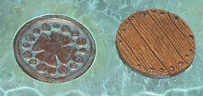 Custom Manhole cover for MOTUC Castle Grayskull Masters of the Universe Classics