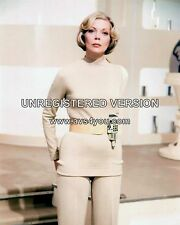 "Barbara Bain Space 1999 10"" x 8"" Photograph no 3"