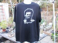 leatherfacexxl t shirt texas chainsaw massacre slasher serial killer horror