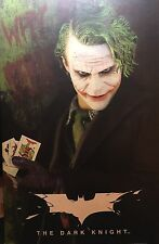 1/6 HOT TOYS BATMAN DARK KNIGHT MMS 68 FIGURE MOVIE MASTERPIECE JOKER DC COMICS