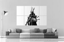 Samurai  Wall Art Poster Grand format A0 Large Print