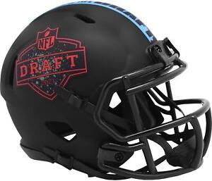 2021 NFL Draft Riddell Black Matte Speed Mini Helmet