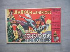 RC MAGAZINE COQ-HARDI SUPPLÉMENT N°15 JIM BOUM LES COMPAGNONS... EXCELLENT ÉTAT