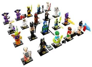 LEGO The Batman Movie Series 2 Minifigures Complete Full Set of 20 New 71020