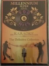 D.K. Millenium KARAOKE supercdg volume 1 905 chansons + free MP3 + G Disc