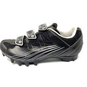 Pearl Izumi Cycling Shoes Select MTB 5770 Womens Sz 42 US 10 M Black Hook/Loop