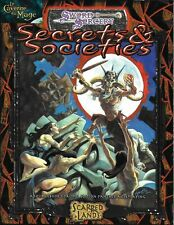 D&D SCARRED LANDS - Secrets and Societies *RPG*
