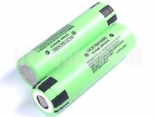 Panasonic NCR18650BE 18650 3200mAh High Drain Cells IMR Hybrid Battery x2