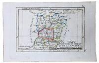 La Mayenne en 1794 Craon Vilaine Evron Ernée Lassay Sainte Suzanne Laval Mayenne