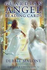 GUARDIAN ANGEL READING CARDS ORACLE TAROT BOOK WISDOM SPIRIT By Malone CAT ResQ