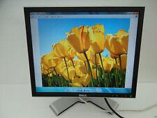 """Dell 1907Fp UltraSharp 19"""" Lcd Monitor w/4-Port Usb Hub Vga Dvi 8ms Dc323 Cj319"""