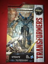 Transformer The Last Knight Premier Edition Strafe deluxe class new in box