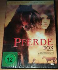 DVD Pferde Box 2 Filme 120 Minuten NEU/OVP