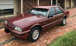 Ford XF Falcon GL 1987 dual fuel. Not XD or XE.