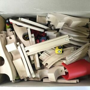 Ikea Wooden Train Set Made in Sweden #404