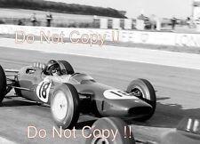 Jim Clark Lotus 25 Winner French Grand Prix 1963 Photograph 2