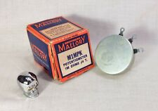 Mallory M1MPK Potentiometer 1M Ohm 4 Watt  NOS - Tested