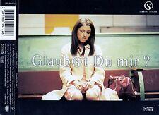 SABRINA SETLUR : GLAUBST DU MIR ? / CD
