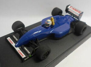 Onyx 1/43 Scale - 2552 RENAULT BLUE ASSORTED F1 CAR