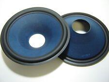 """Pair 10"""" Paper Speaker Cones - Recone Parts - 451048-4"""