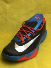 competitive price 9a30a f321d Nike KD 6 VI  Thunder Away  Black Blue Orange Men s (Size