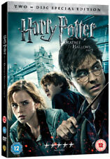 Harry Potter and the Deathly Hallows: Part 1 DVD (2011) Daniel Radcliffe