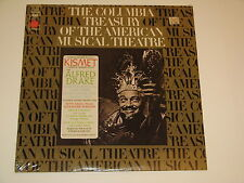ALFRED DRAKE KISMET Lp RECORD ORIGINAL BROADWAY CAST MUSICAL SEALED