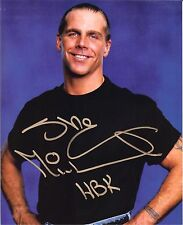Shawn Michaels autographed 8x10 #3 Free Shipping