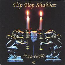 Dr.J$ & the Original Jewish Gangsters : Hip Hop Shabbat CD