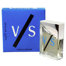 V/S VS Versus Versace For Men 0.17 oz Eau de Toilette Splash Mini Rare